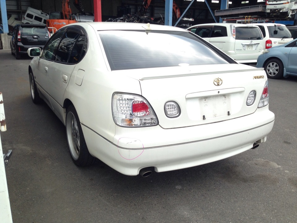 TOYOTA Aristo   Ref:SP233563     3/15