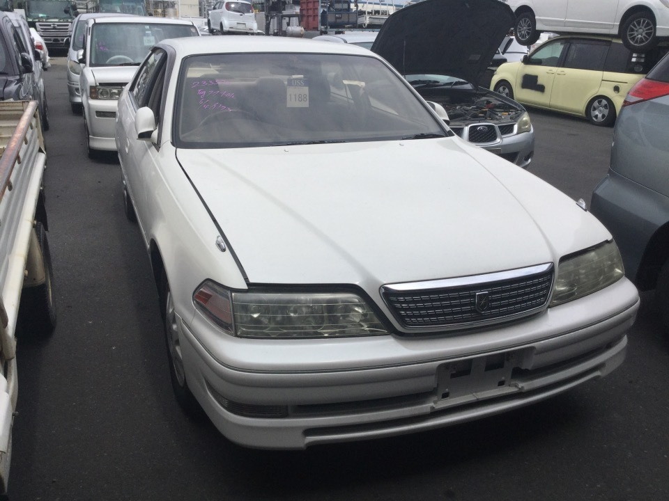 TOYOTA Mark 2   Ref:SP233572     1/12