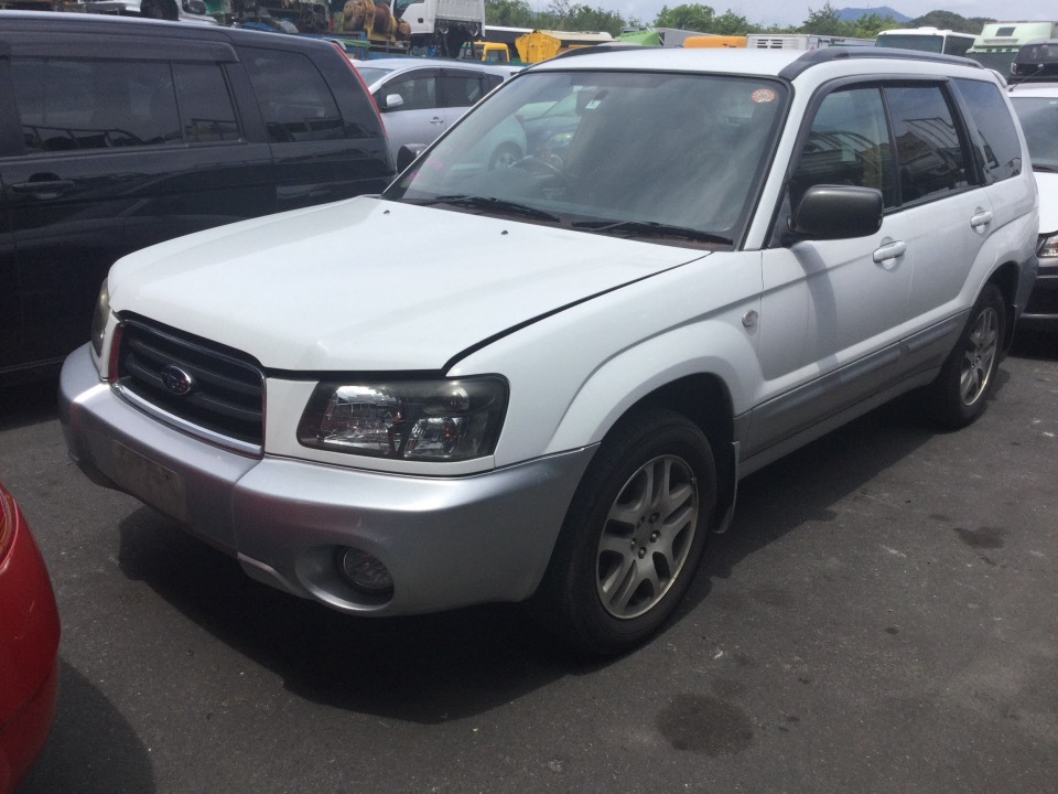 SUBARU Forester   Ref:SP233573     2/16