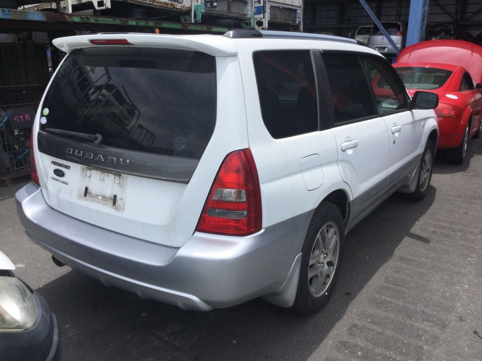SUBARU Forester   Ref:SP233573     4/16