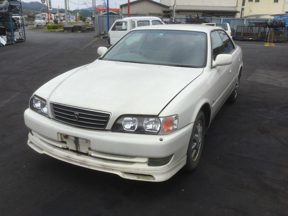 TOYOTA Chaser   Ref:SP233710     2/26