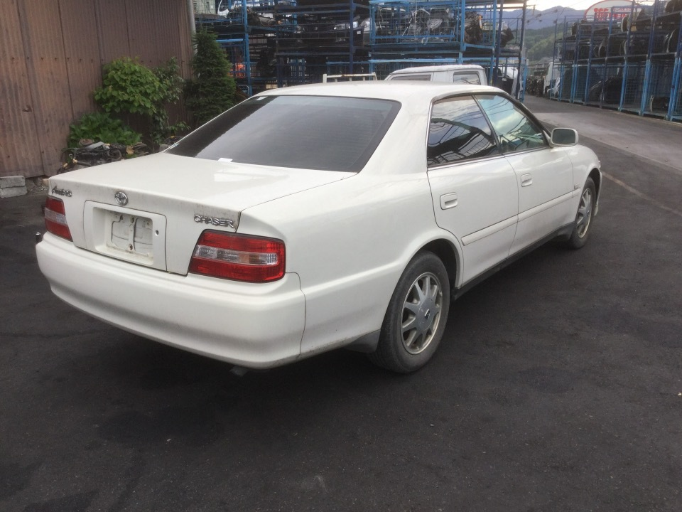 TOYOTA Chaser   Ref:SP233710     4/26