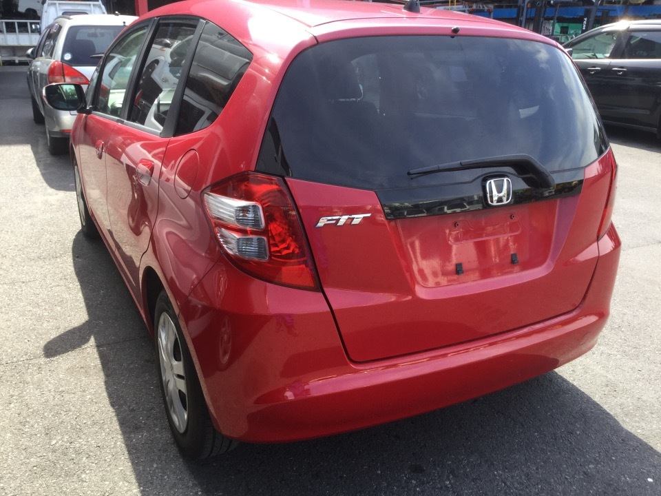 HONDA Fit   Ref:SP234184     3/8