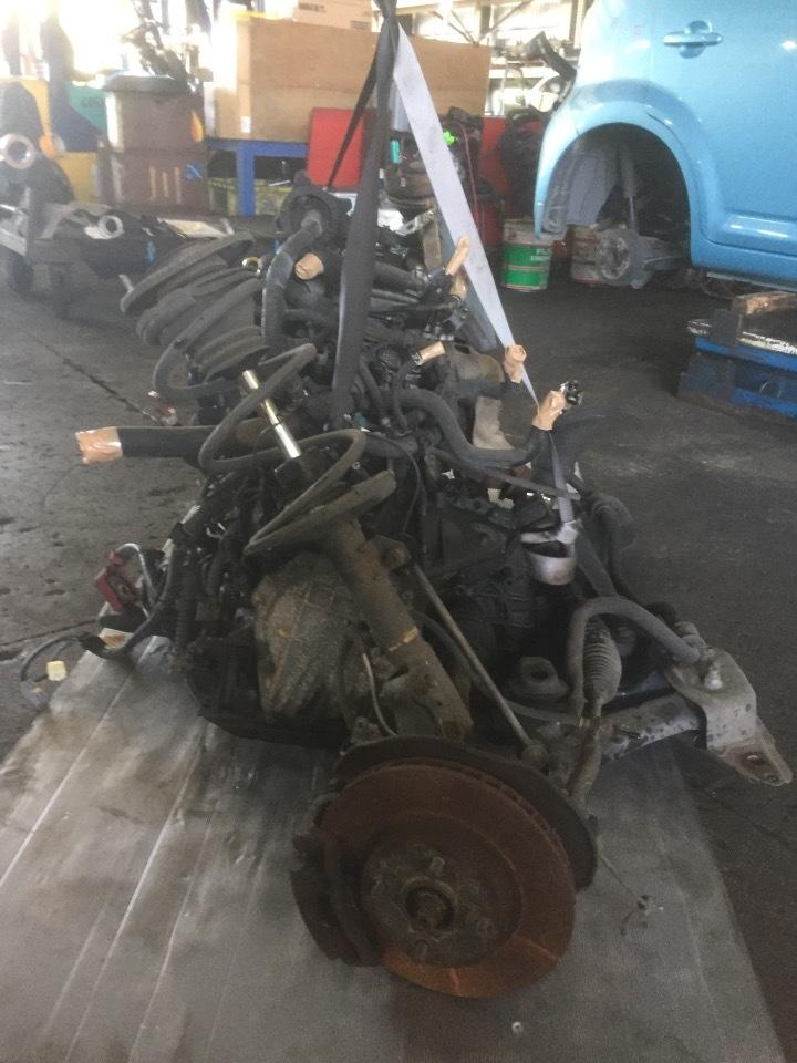 TOYOTA Corolla Spacio   Ref:SP234217     24/26