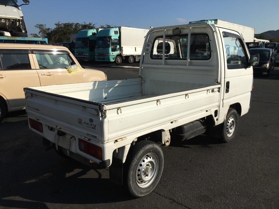 HONDA アクティトラック V-HA4