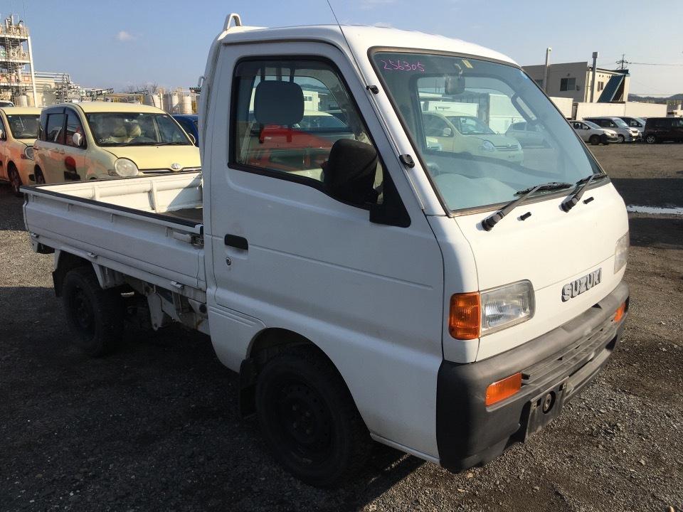 SUZUKI Carry Truck   Ref:SP256305     1/17