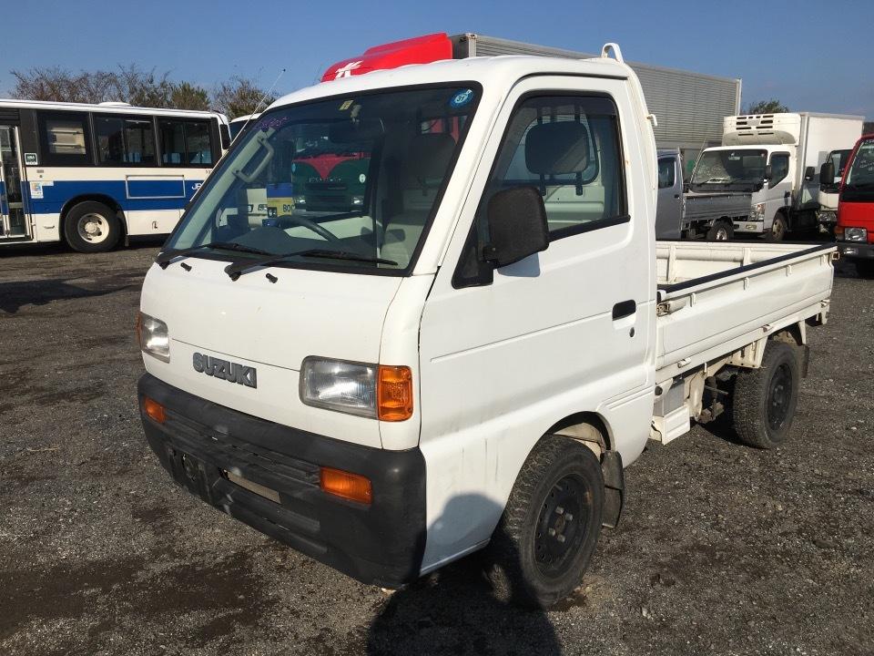SUZUKI Carry Truck   Ref:SP256305     2/17