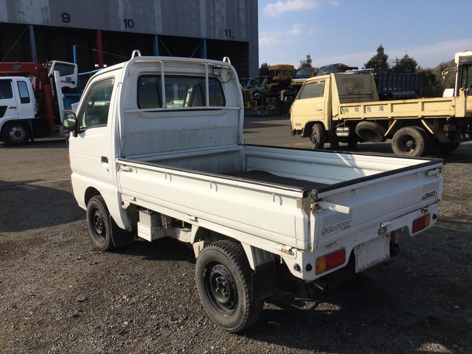 SUZUKI Carry Truck   Ref:SP256305     3/17