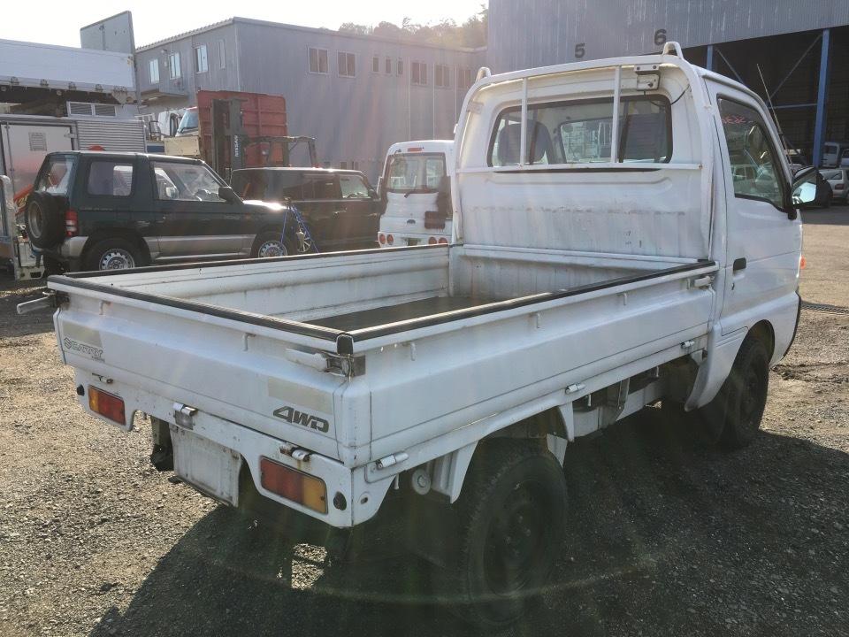 SUZUKI Carry Truck   Ref:SP256305     4/17