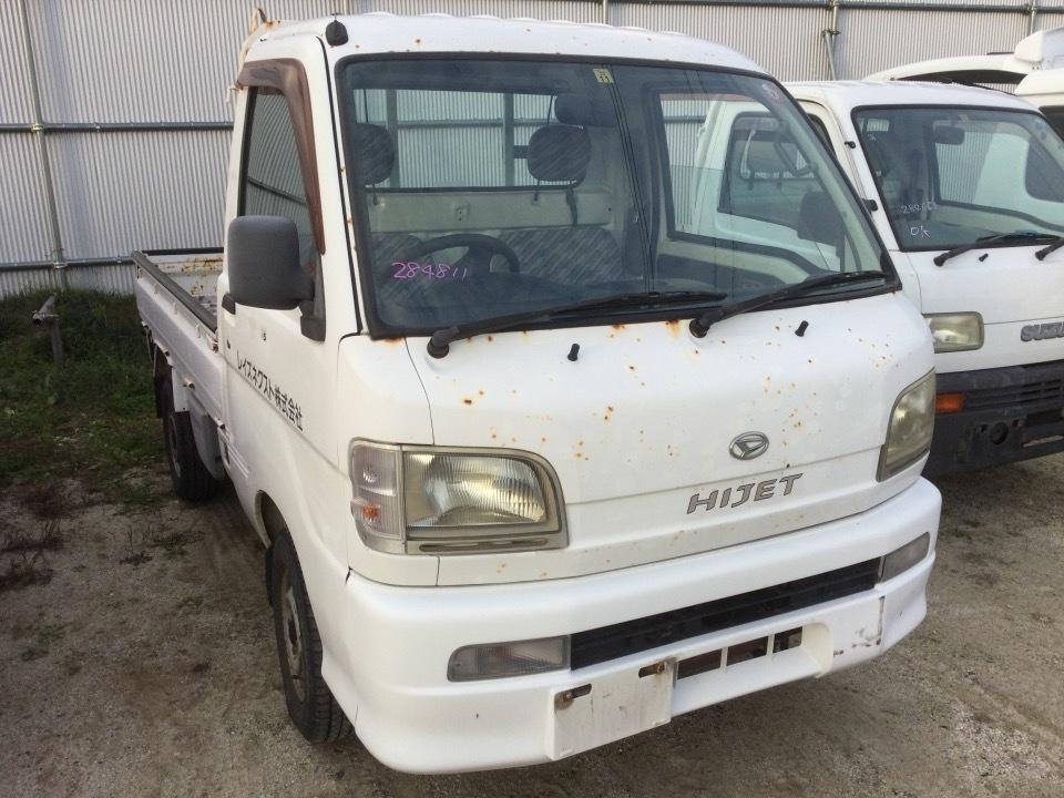 DAIHATSU ハイゼットトラック TE-S200P