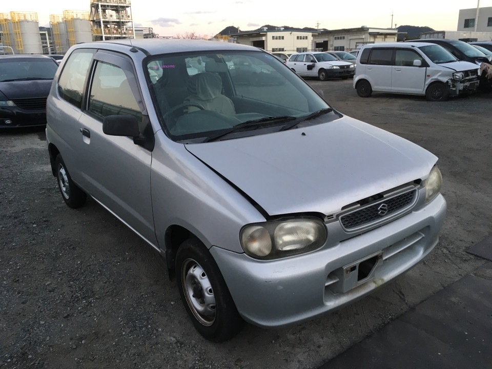 SUZUKI アルト GD-HA12V