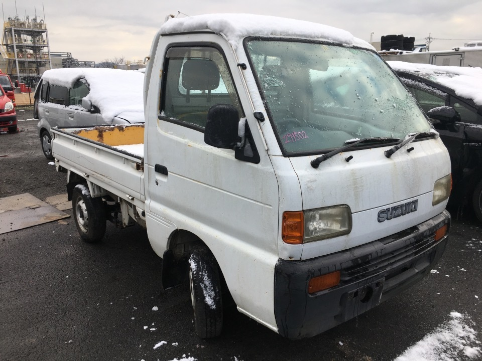 SUZUKI キャリィT V-DD51T