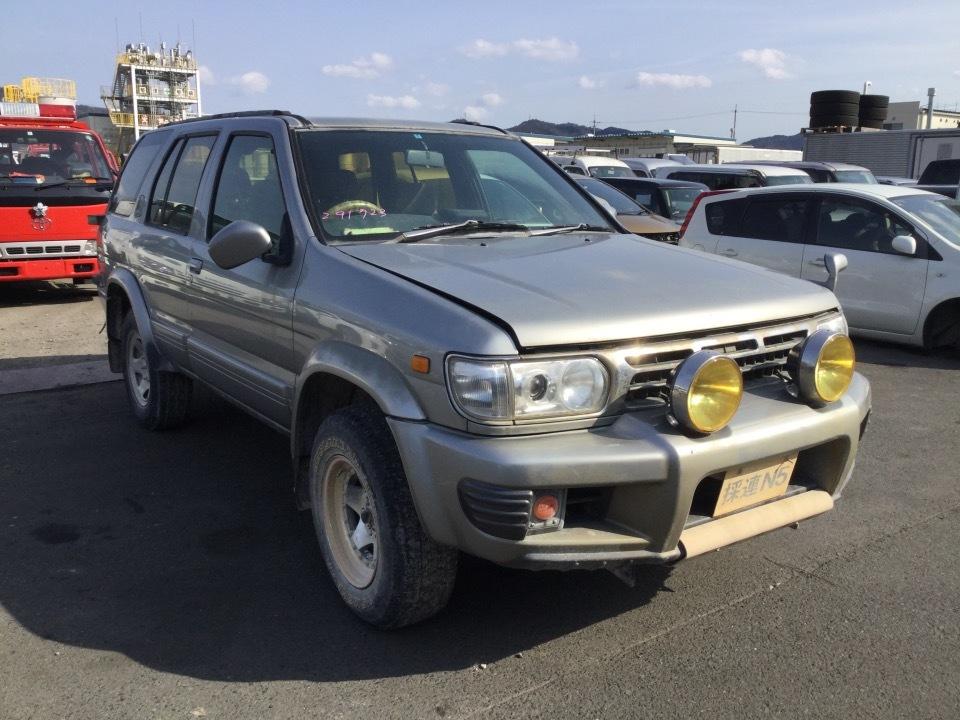 NISSAN テラノ KD-RR50