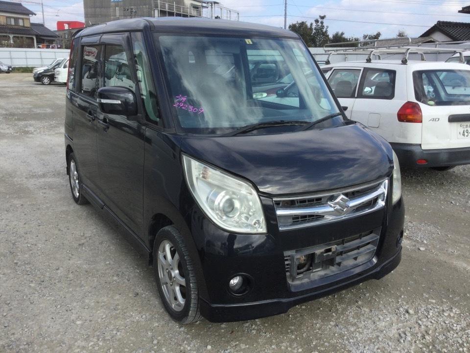 SUZUKI パレット DBA-MK21S