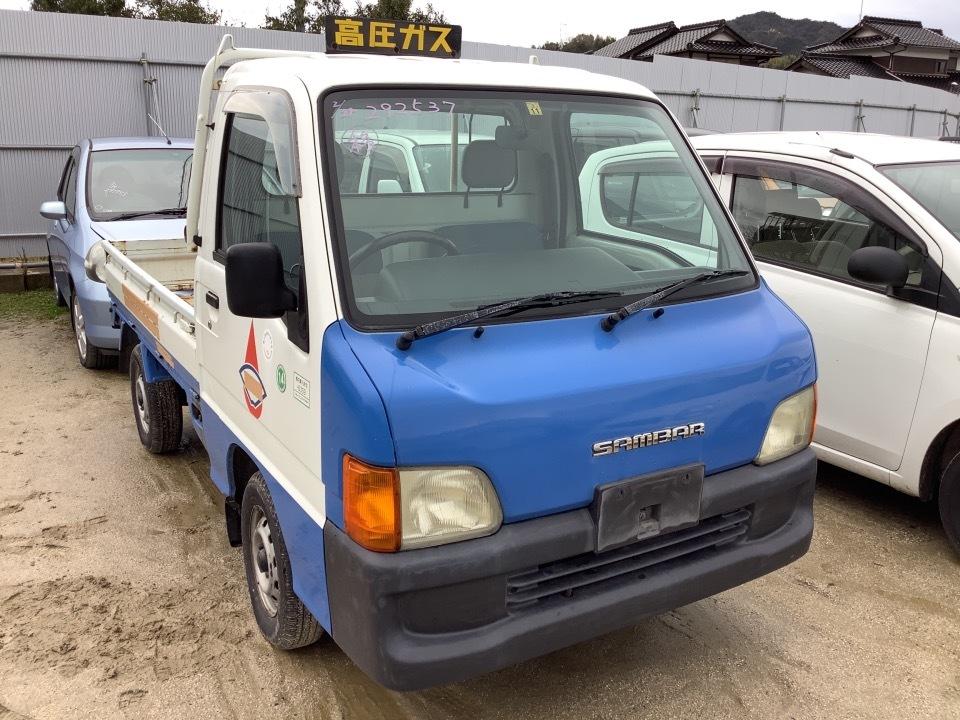 SUBARU サンバートラック GD-TT1