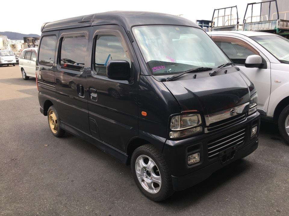 SUZUKI エブリィワゴン GH-DA62W