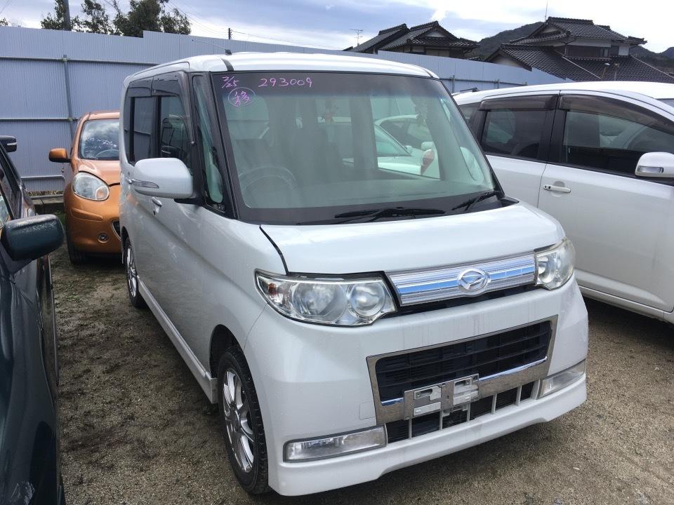 DAIHATSU タントカスタム CBA-L375S