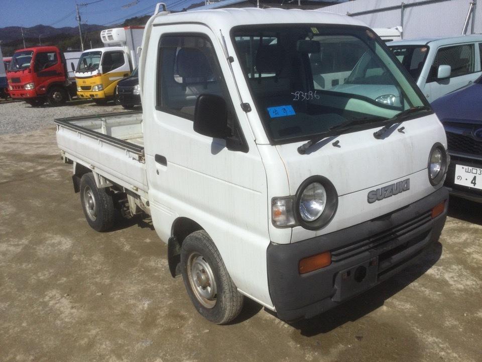 SUZUKI キャリィトラック V-DD51T