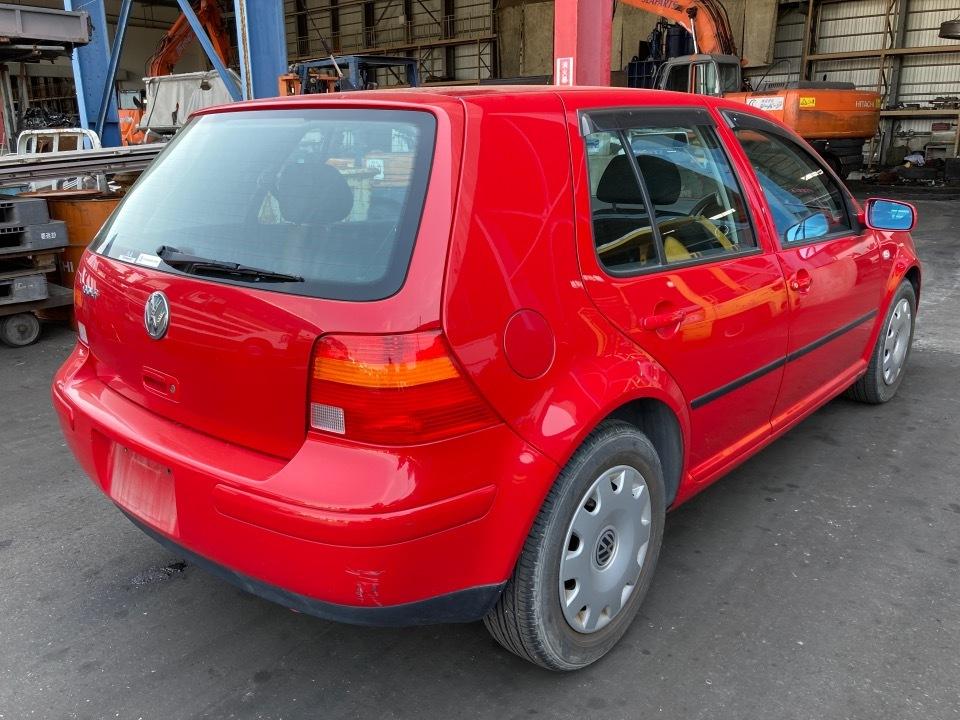Volkswagen ゴルフ GF-1JAVU