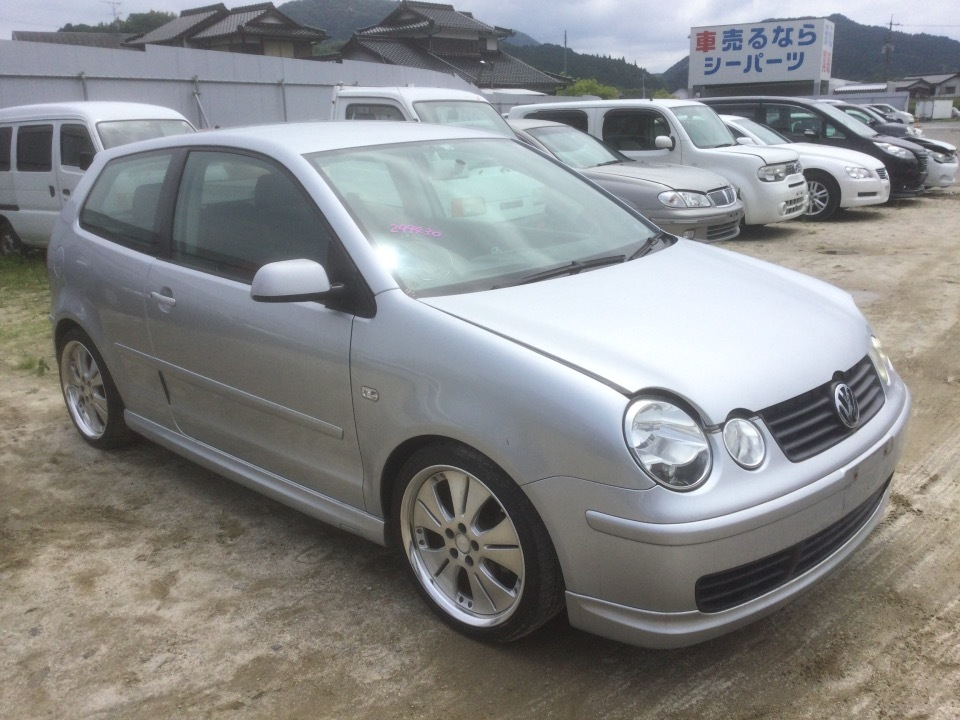 Volkswagen ポロ GH-9NBBY