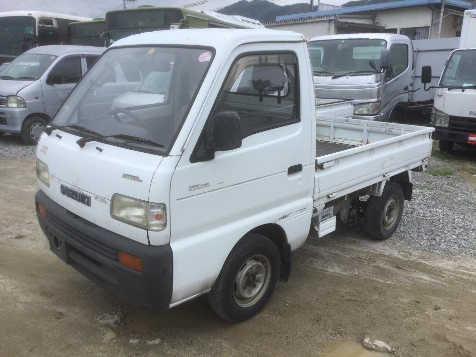 SUZUKI キャリィトラック V-DK51T