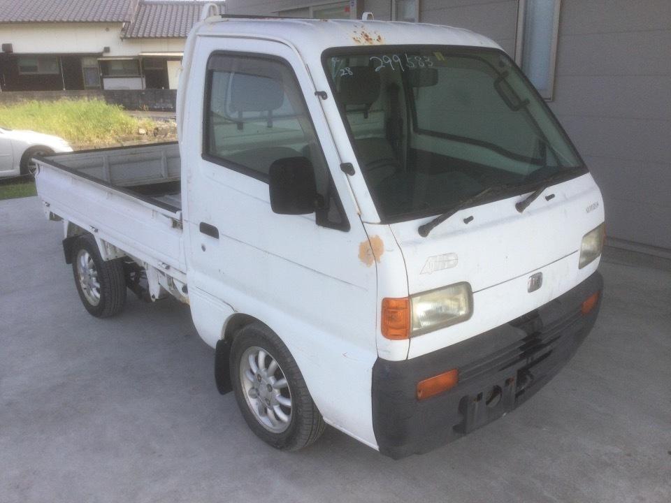 MAZDA スクラムトラック V-DK51T