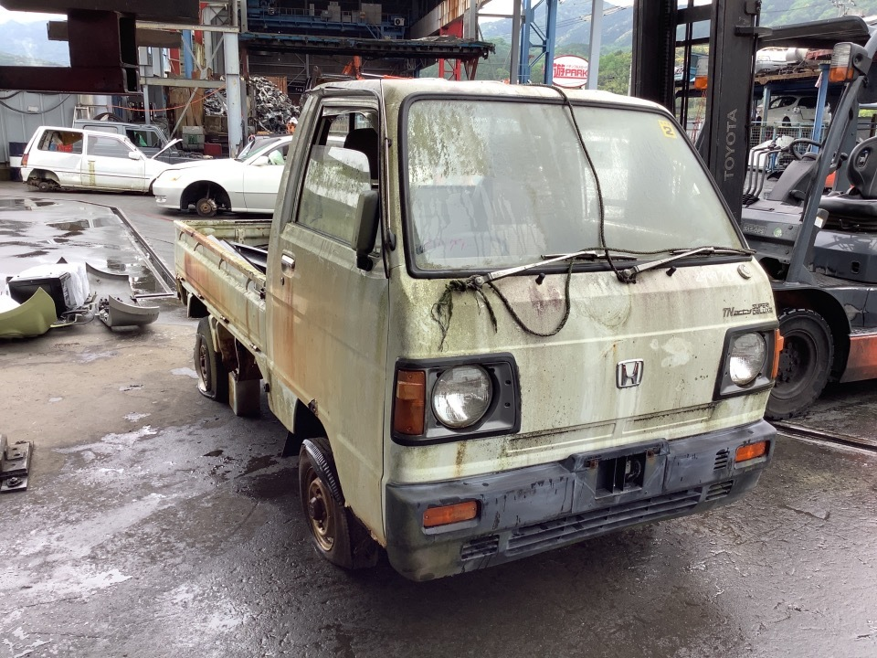 HONDA アクティトラック M-TA