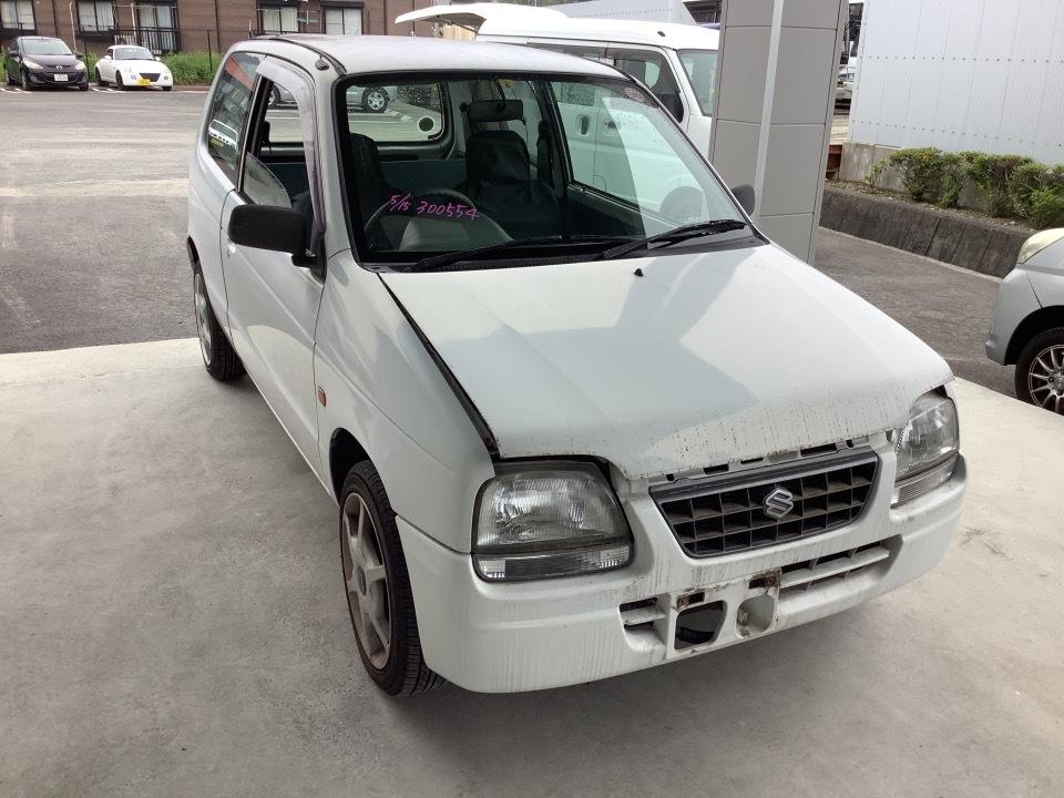 SUZUKI アルト V-HC11V