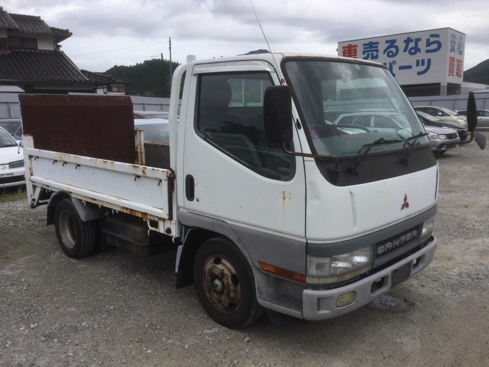 MITSUBISHI キャンター KK-FE51CB