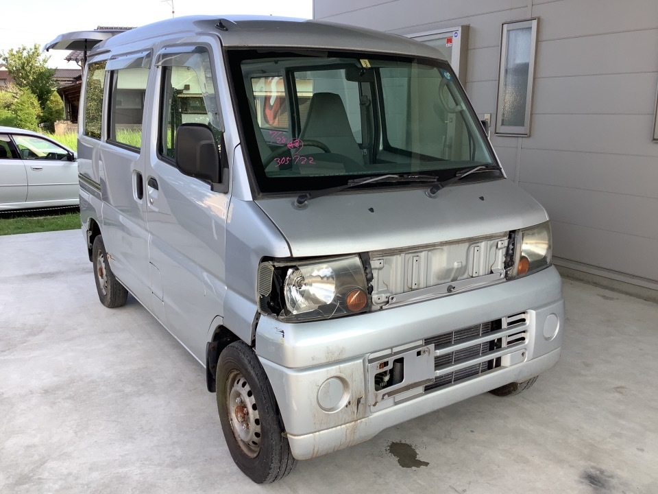MITSUBISHI ミニキャブバン GD-U61V