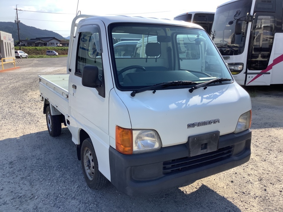 SUBARU サンバートラック GD-TT2
