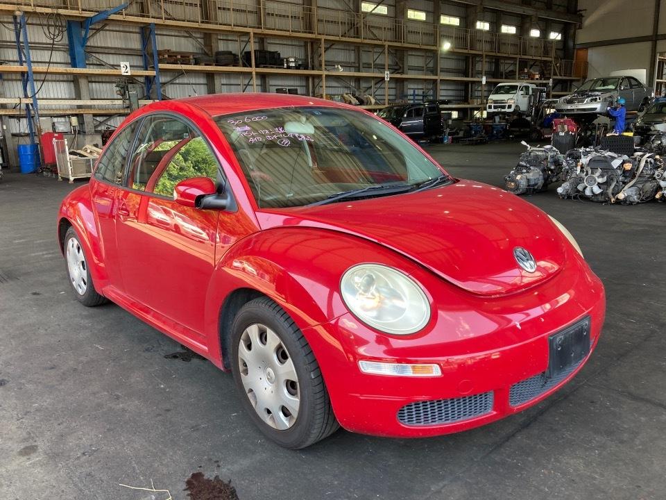 Volkswagen ニュービートル GH