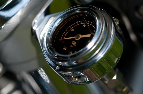 Oil temperature gauge motorcycle details technology 63592