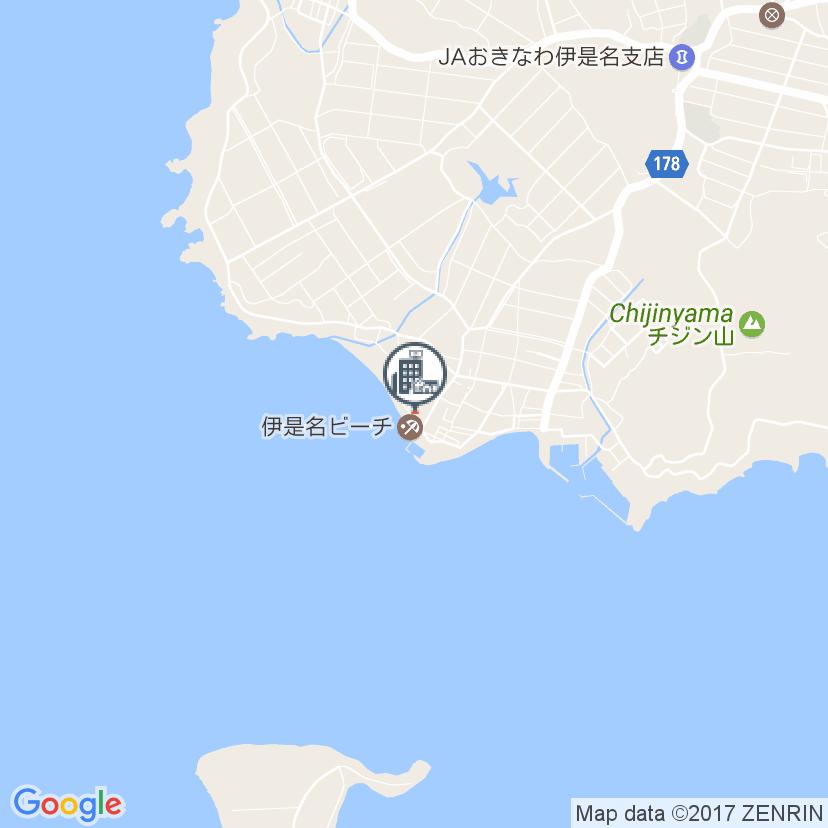 Ryokan treasure island