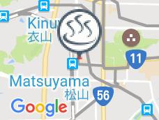 Yoshimi no yu Matsuyama Ekimae branch