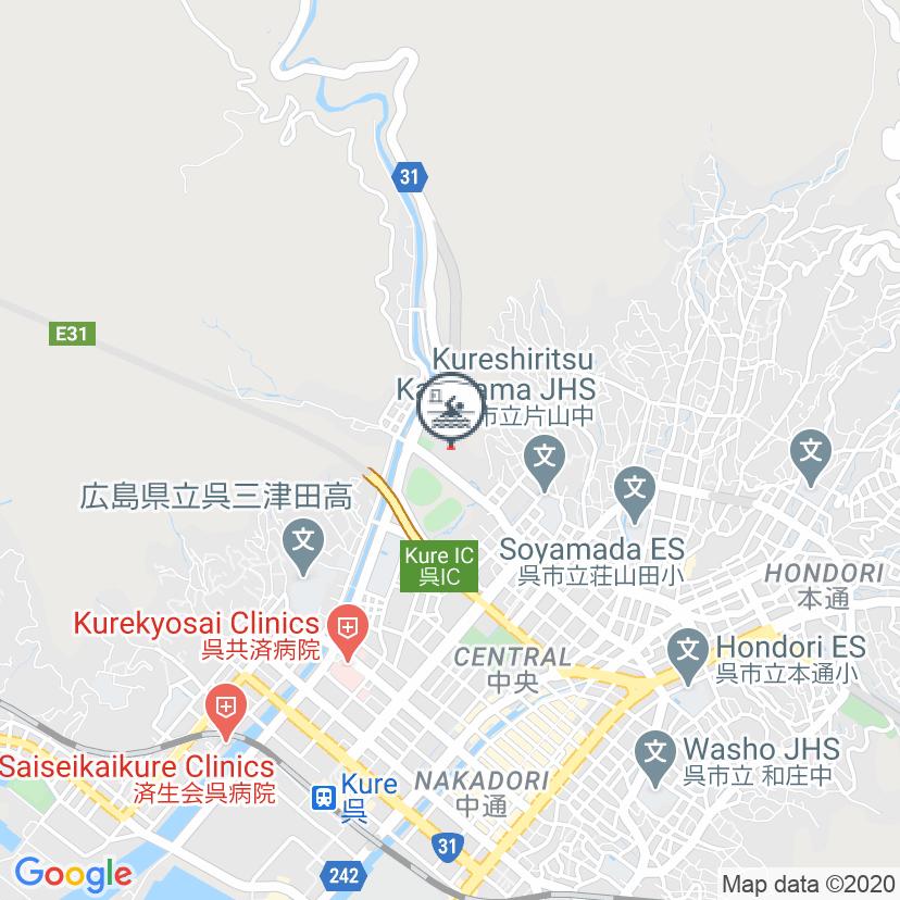 Nittetsu Nisshin Steel Aqua Park (Kure Municipal P