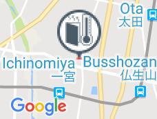 Matsukuma Kogyo Co., Ltd. Bedrock bath Pine Bear