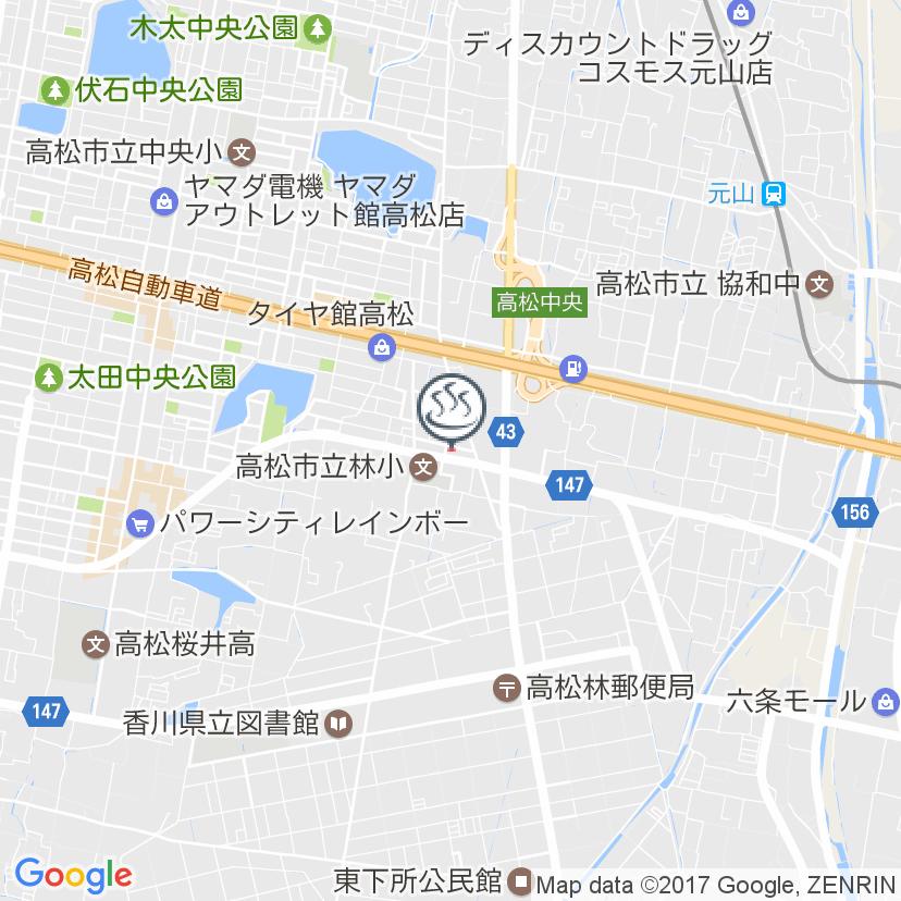 坊城温泉らら