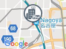 Sankyo Inn Nagoya Shinkansen mouth