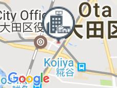 APA Hotel · Keikyu Kamata Station front
