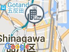 Keikyu EX Inn Shinbaba Station North Exit