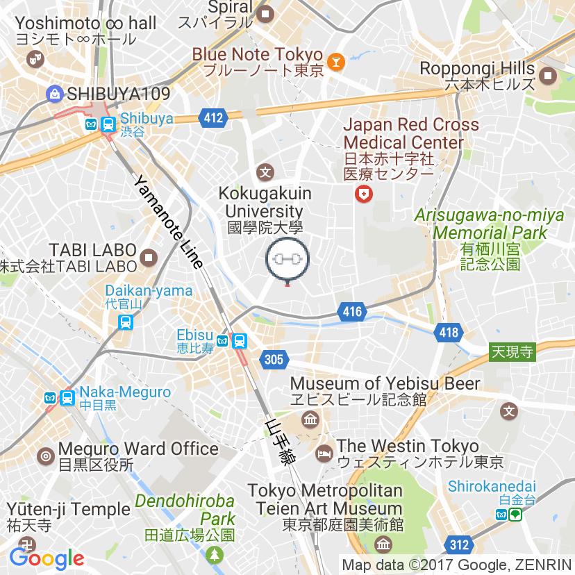Konami Sports Club Ebisu