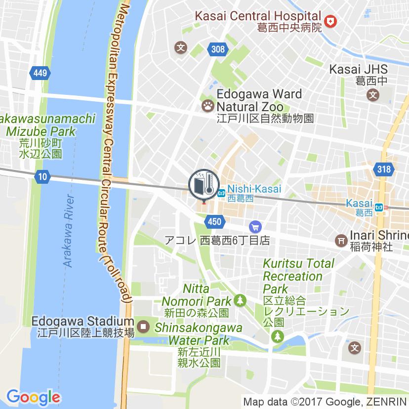 Konami Sports Club Nishikasai