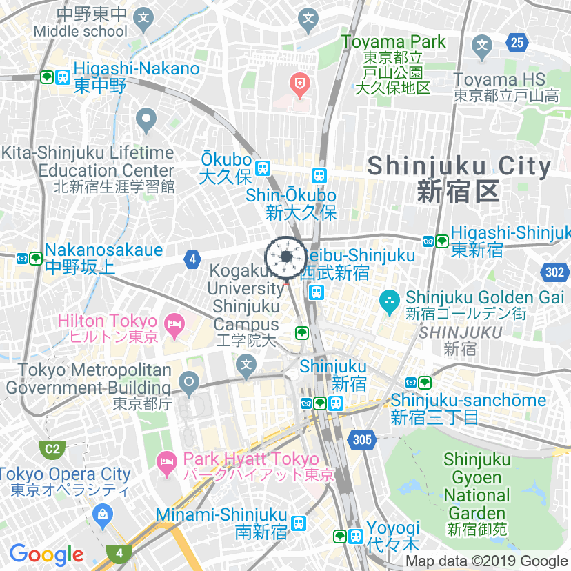 Men's Brazilian Wax Hair Removal & Spray Tanni(5 minutes on foot from Shinjuku Station West Exit)