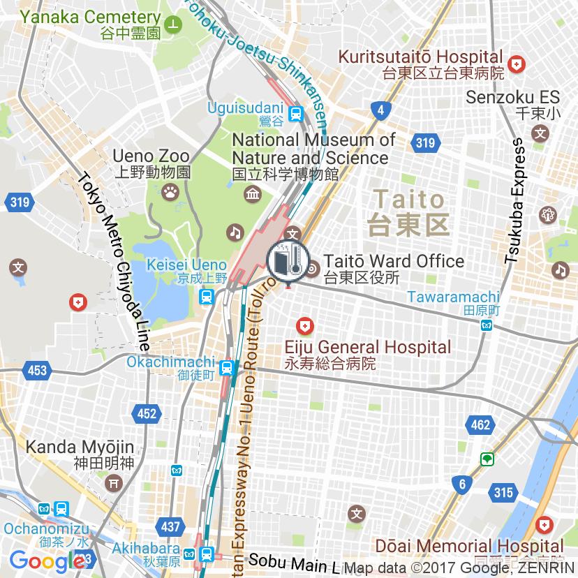 Daimoi / Ueno branch