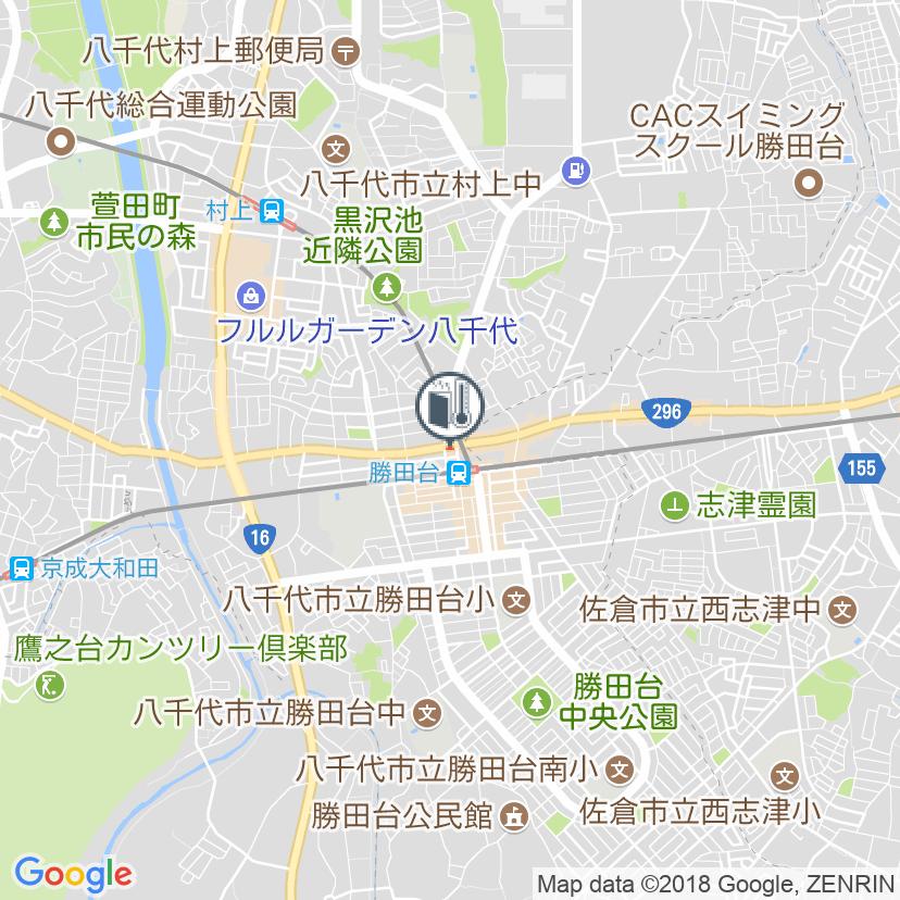 スポーツクラブNAS勝田台