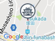 Funabashi Onsen Yu-no-Sato