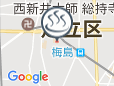 THE・SPA西新井