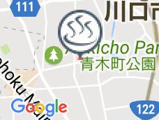Natural hot spring Yunosato