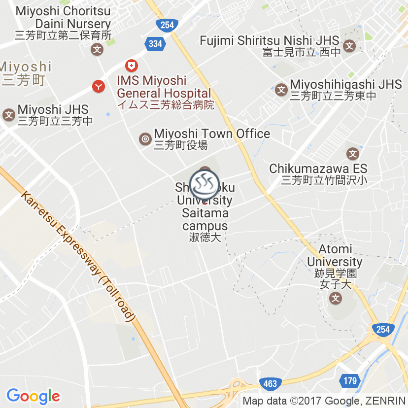 Saitama Sports Center Natural Hot Spring
